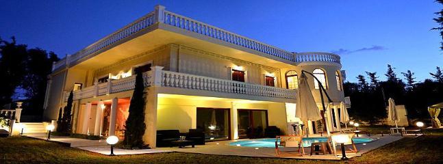 Luxury Seafront Holiday Villa in Crete - Akrotiri vacation rentals