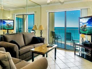 BEACHFRONT FOR 8! AVAILABLE 4/18-4/24 ONLY $629.93 + FEES - Panama City Beach vacation rentals