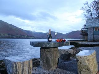 BOATHOUSE  ULLSWATER FAR, Watermillock, Lake Ullswater - - Lake District vacation rentals