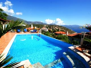 Villa Scarlett, private pool & superb Sea Views - Kas vacation rentals