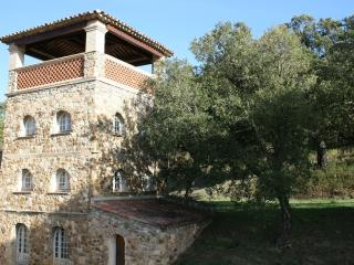 Nice Tower with A/C and Central Heating in Plan de la Tour - Plan de la Tour vacation rentals