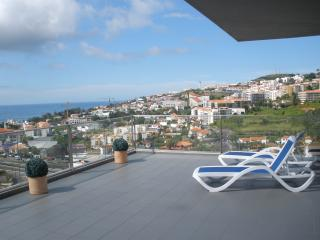 Funchal Panoramica - Large Penthouse Apartment - Funchal vacation rentals