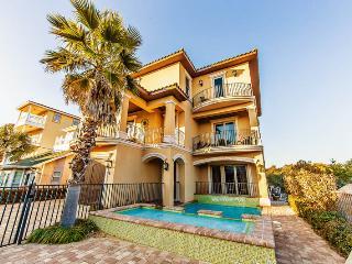 Santorini: 8Bdrm, Sleeps 24, Private Pool, Hot Tub - Miramar Beach vacation rentals