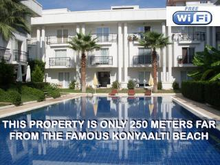 Stay Close-by To The Beach and City Center - Antalya vacation rentals