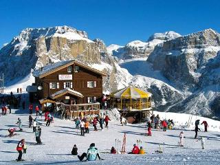 VACATION APARTMENT DOLOMITES, SELLA RONDA VALLEY - Campitello di Fassa vacation rentals