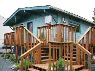 Beautiful Condo with Deck and Internet Access - Sitka vacation rentals