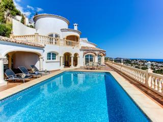 Exquisite family villa with panoramic sea views - Benissa vacation rentals