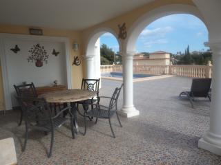 LATE DEALS 2016 Calpe Luxury Villa  Pool wifi uktv - Calpe vacation rentals