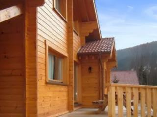 Chalet with garden and patio - La Bresse vacation rentals