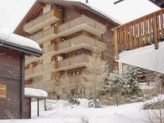 Gorgeous mountain flat with balcony - Anzere vacation rentals