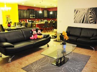 6 Bed Pool Villa - Paradise Palms Vacation Resort - Kissimmee vacation rentals