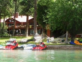 Flathead Lake Dream Home for Large Family Vacation. Excellent Location! - Flathead Lake vacation rentals