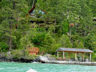 Incredible Lake front Cabin on Flathead Lake! Sleeps 6! - Lakeside vacation rentals
