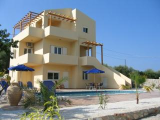 Villa Amadeus with private pool - Almyrida vacation rentals