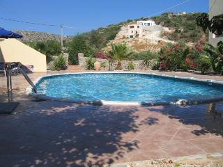 Villa Amadeus with private pool - Almyrida vacation rentals