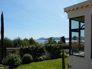 CANNES - panoramic view, just above Cannes. - Cannes vacation rentals