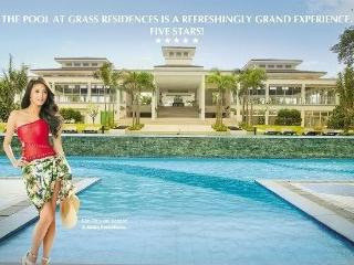 Grass Residences 2BR Resort Condo @ Tower 1 - Quezon City vacation rentals
