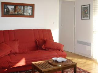 One-bedroom apartment by Beg Meil beach in the Finistère, Southern Brittany, with balcony - Fouesnant vacation rentals