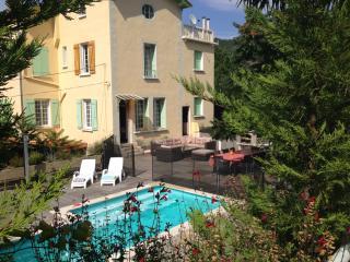 Villa Chez Soleil, stunning views, air con & wifi - Vernet-Les-Bains vacation rentals