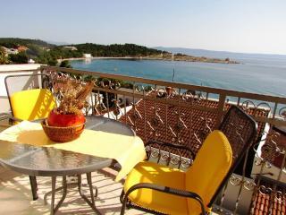 Modern Beach Apartment by the sea, center 300 m - Makarska vacation rentals
