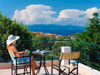 asteria villa meganisi aquarius - Spartochori vacation rentals