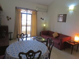 05) Regal Park Apartment Sleeps 4 + Wi-Fi - Candolim vacation rentals