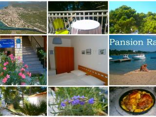Pansion Rade, 2BD w/Breakfast on the Beach, 4 - Pirovac vacation rentals
