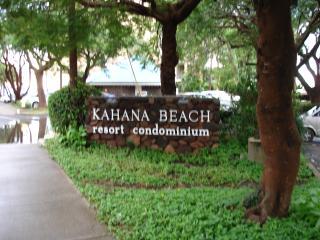 Kahana Beach Resort - Lahaina vacation rentals