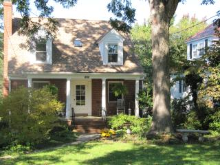 Massie House near Charlottesville Downtown - Charlottesville vacation rentals