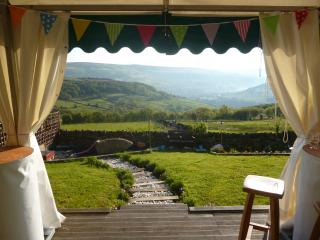 Lovely Barn with Deck and Internet Access - Cragg Vale vacation rentals