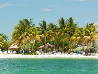 $1225 AVAIL 4/22-29: 65'pool+2 Beaches+30'Dk , sleeps 6+2 dogs '18 J-F-M 12wks.) - Key Colony Beach vacation rentals