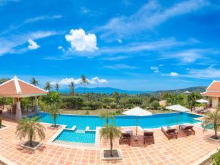 Villa Tara - Ocean View Bophut with Garden - Bophut vacation rentals