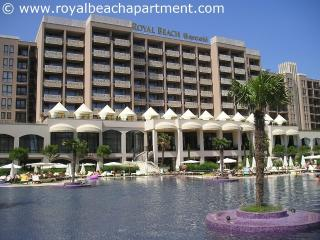 Royal Beach Apartment 5* complex with free Wi-Fi - Sunny Beach vacation rentals