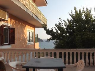 Evie's Sea View Family Studio 5 minutes from beach - Agios Gordios vacation rentals