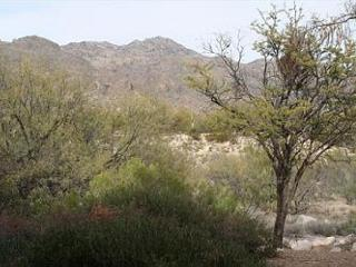 Stunning Mountain views-1st floor 2 bedrm - easy access from covered parking - Tucson vacation rentals