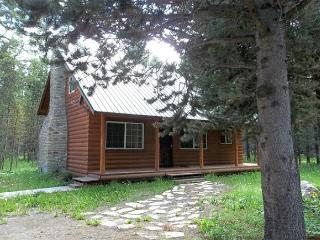 Spruce Fly is a quaint cabin for the small groups. - Island Park vacation rentals