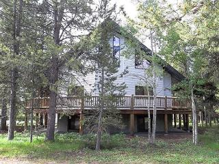 Winchester Lodge has room for everyone; 8 bedrooms and 3 levels. - Island Park vacation rentals