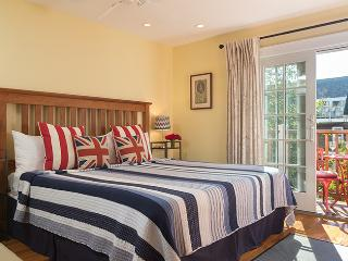 Center of Town! British Style Condo - George - Provincetown vacation rentals