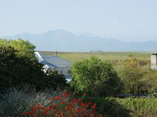 Country getaway in the Shiraz Valley of the Cape - Riebeek Kasteel vacation rentals