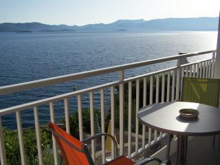 Villa Mediterraneo still new seafront apartment - Komarna vacation rentals