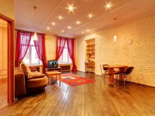 Lux one- bedroom on Nevsky prospect, 60 (276) - Saint Petersburg vacation rentals