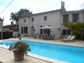 Maison Miche with private in-ground pool - Chaunay vacation rentals