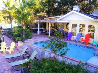 The Grand Canal Cottage - Siesta Key vacation rentals