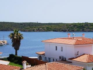 Es Castell 2 bed 2 bath, 2 pools, harbour views - Es Castell vacation rentals