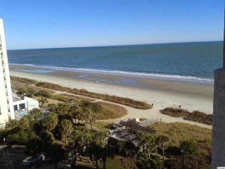 Low Rate Summer Specials, Ocean Front Condo - Myrtle Beach vacation rentals