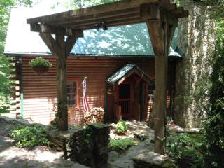 Mallard Manor, On Lake Sequoyah  and a Short Hike to Bridal Veil Waterfalls. - Otto vacation rentals