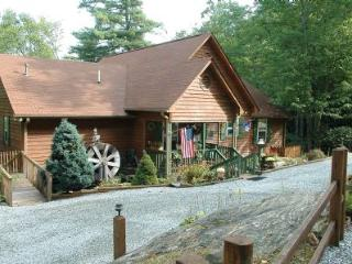 Crowfoot Lake Cottage - Cullowhee vacation rentals