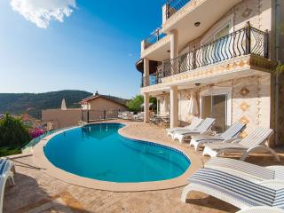 Holiday villa in Kiziltas/ kalkan : sleeps 10. 090 - Antalya Province vacation rentals