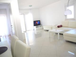 Beautiful app steps from beach (2) sleeps 4+2 - Novalja vacation rentals