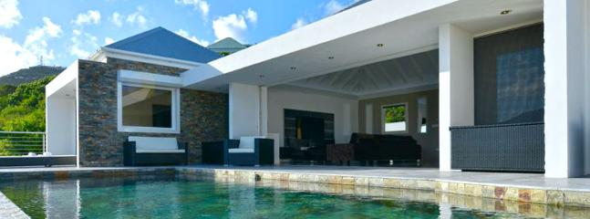 SPECIAL OFFER: St. Barths Villa 72 The Pool And The Very Nice Outdoor Area Overlook Saint Jeans Bay. - Saint Barthelemy vacation rentals